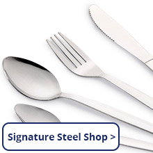 Signature Steel Cutlery